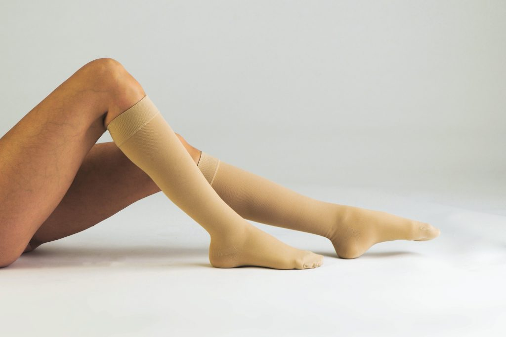 Pressure stockings at Applied Biomechanics