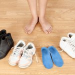 different types of shoes for your orthotic or brace